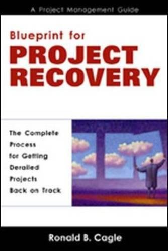 9780814407660: Blueprint for Project Recovery - A Project Management Guide