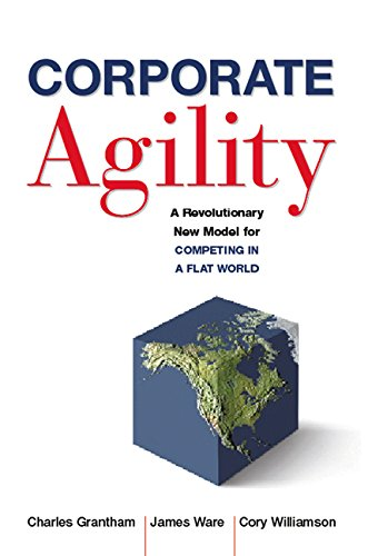 9780814409114: Corporate Agility: A Revolutionary New Model for Competing in a Flat World