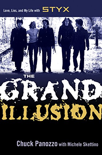 9780814409169: The Grand Illusion: Love, Lies, and My Life with Styx