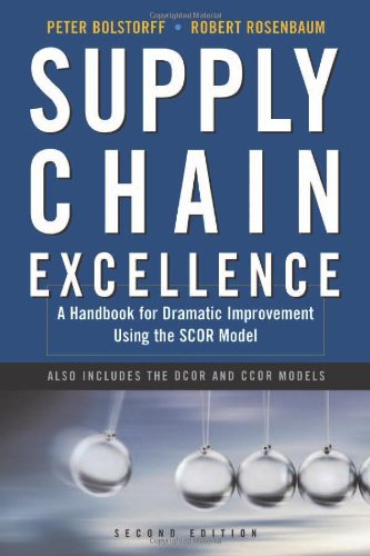 9780814409268: 2007 Fall list: Supply Chain Excellence: A Handbook for Dramatic Improvement Using the SCOR Model