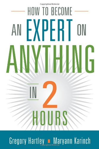 9780814409923: How to Become an Expert on Anything in Two Hours