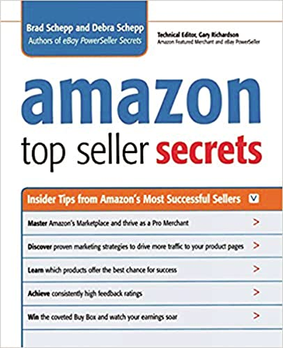 9780814410349: Amazon Top Seller Secrets: Insider Tips from Amazon's Most Successful Sellers