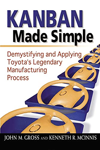 9780814413296: Kanban Made Simple: Demystifying and Applying Toyota's Legendary Manufacturing Process