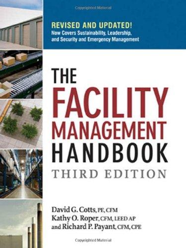 9780814413807: The Facility Management Handbook
