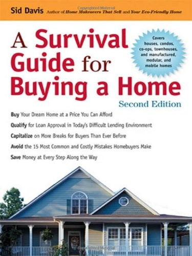 9780814414255: A Survival Guide for Buying a Home