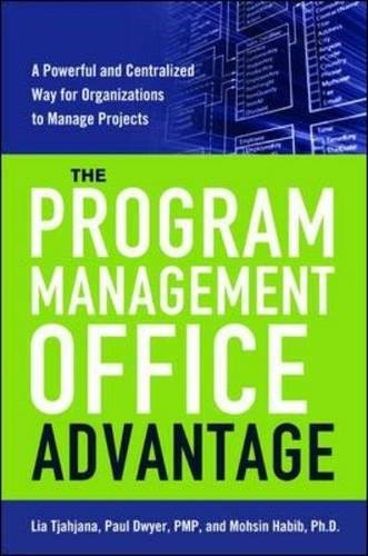 9780814414262: The Program Management Office Advantage: A Powerful and Centralized Way for Organizations to Manage Projects