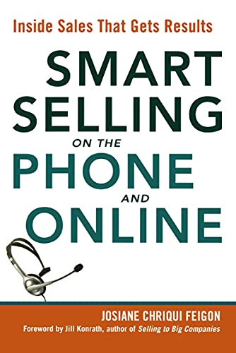 9780814414651: Smart Selling on the Phone and Online: Inside Sales That Gets Results