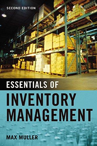 9780814416556: Essentials of Inventory Management