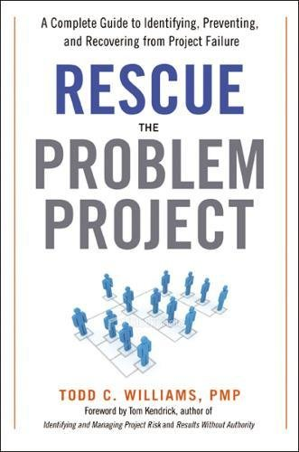 9780814416822: Rescue the Problem Project: A Complete Guide to Identifying, Preventing, and Recovering from Project Failure