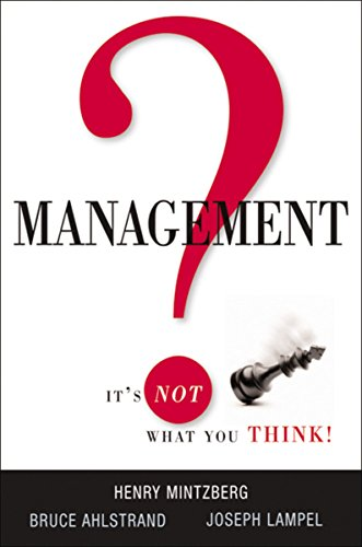 9780814416846: Management? It's Not What You Think!