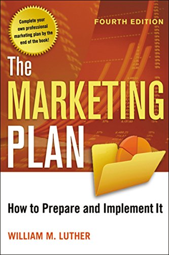 9780814416938: The Marketing Plan: How to Prepare and Implement It