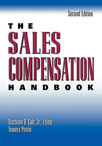 9780814417133: The Sales Compensation Handbook