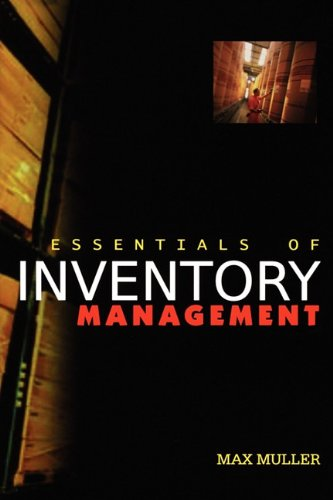 9780814417218: Essentials of Inventory Management