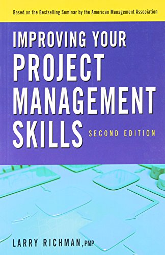 9780814417287: Improving Your Project Management Skills