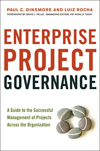 9780814417461: Enterprise Project Governance: A Guide to the Successful Management of Projects Across the Organization