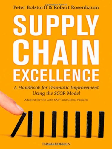 9780814417713: Supply Chain Excellence: A Handbook for Dramatic Improvement Using the SCOR Model