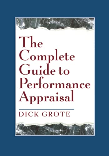 9780814420058: The Complete Guide to Performance Appraisal