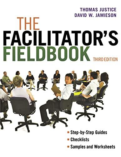 9780814420089: The Facilitator's Fieldbook
