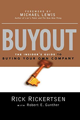 9780814431719: Buyout: The Insider's Guide to Buying Your Own Company
