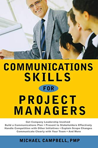 9780814433065: Communications Skills for Project Managers