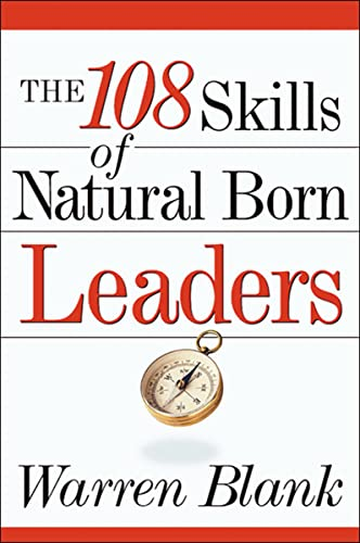 9780814433072: The 108 Skills of Natural Born Leaders