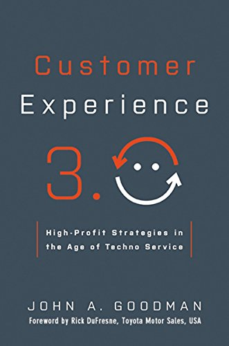 9780814433881: Customer Experience 3.0: High-Profit Strategies in the Age of Techno Service