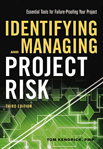 9780814436080: Identifying and Managing Project Risk: Essential Tools for Failure-Proofing Your Project