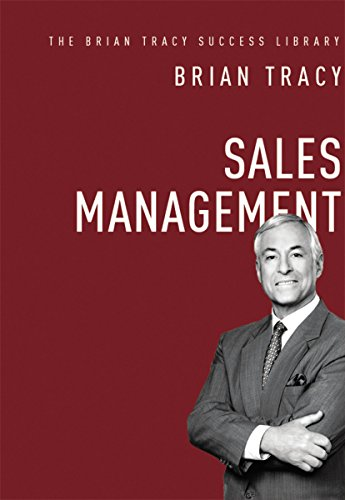 9780814436295: Sales Management: The Brian Tracy Success Library