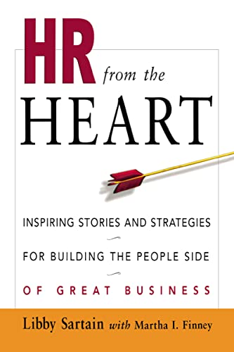 9780814437278: HR from the Heart: Inspiring Stories and Strategies for Building the People Side of Great Business