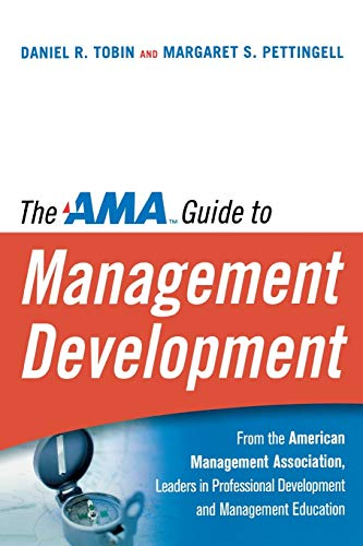 9780814437483: The AMA Guide to Management Development