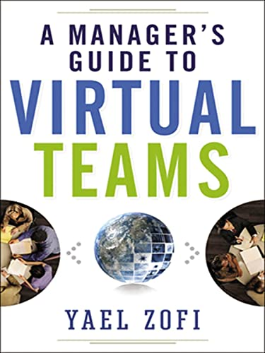 9780814438329: A Manager's Guide to Virtual Teams