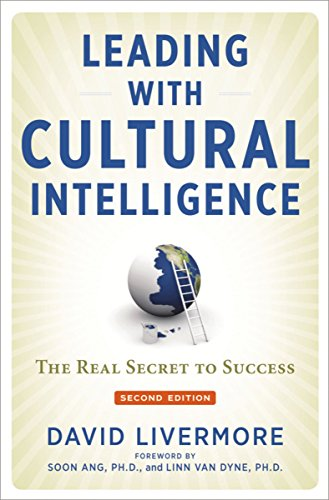 9780814449172: Leading with Cultural Intelligence: The Real Secret to Success