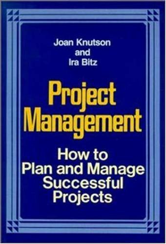9780814450437: Project Management: How to Plan and Manage Successful Projects