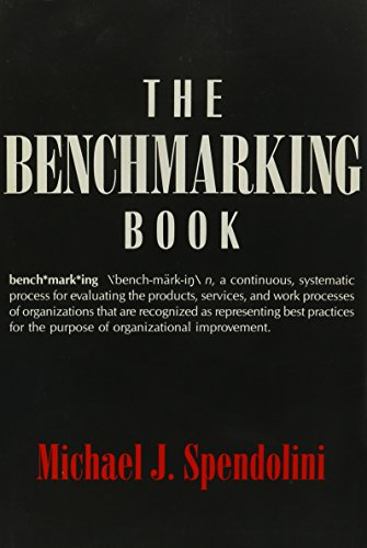 9780814450772: The Benchmarking Book