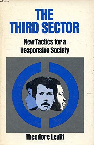 9780814453360: Third Sector: New Tactics for a Responsive Society