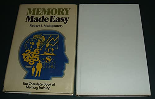 9780814455234: Memory Made Easy: The Complete Book of Memory Training
