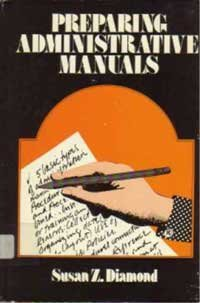 9780814456316: Preparing Administrative Manuals