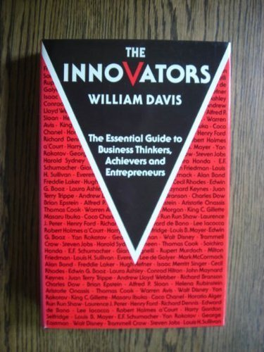 9780814459331: The Innovators: The Essential Guide to Business Thinkers, Achievers and Entrepreneurs