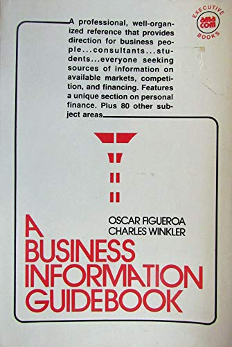 9780814470053: Business Information Guide Book