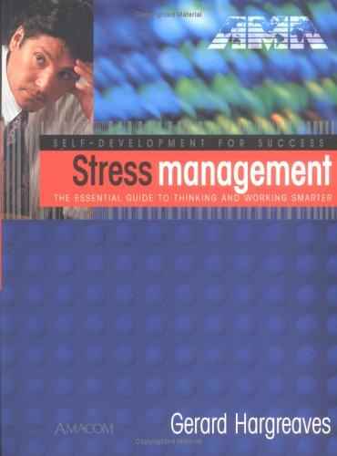 9780814470220: Stress Management