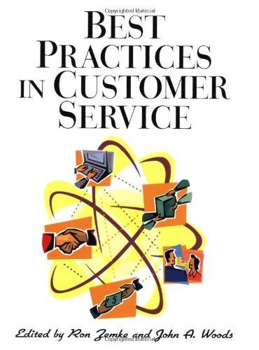 9780814470282: Best Practices in Customer Service