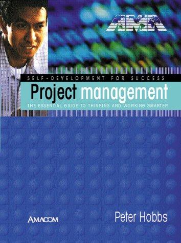 9780814470671: Project Management (Self-Development for Success)