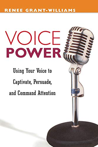 9780814471050: Voice Power - Using your Voice to Captivate, Persuade and Command Attention
