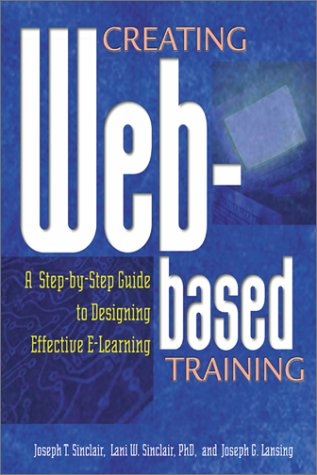 9780814471074: Creating Web Based Training