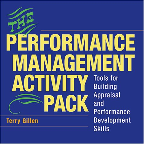 9780814471265: The Performance Management Activity Pack: Tools for Building Appraisal and Performance Development Skills