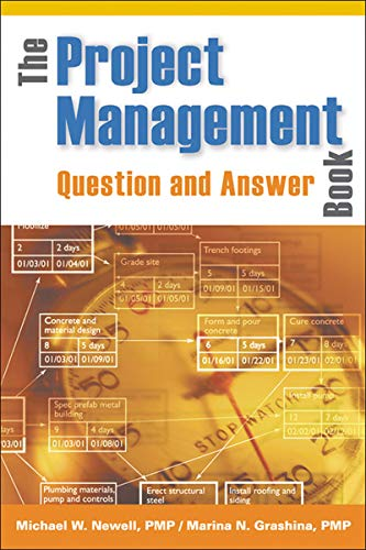 9780814471647: The Project Management Question and Answer Book