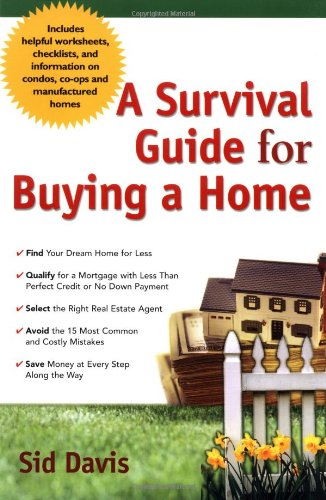 9780814471968: A Survival Guide for Buying a Home