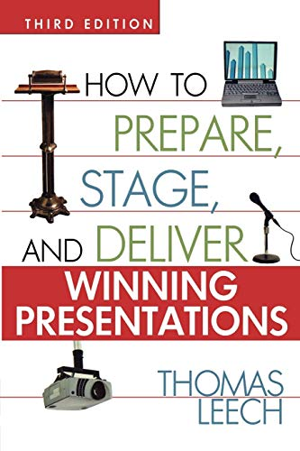 9780814472316: How to Prepare, Stage, and Deliver Winning Presentations