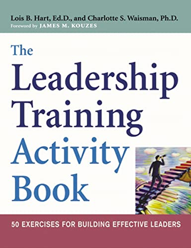 9780814472620: The Leadership Training Activity Book - 50 Exercises for Building Effective Leaders