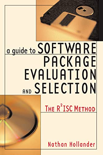 9780814473375: A Guide to Software Package Evaluation and Selection: The R2ISC Method